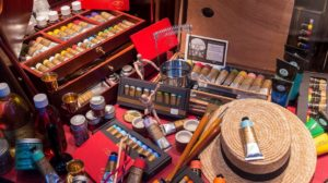 Must have art materials for beginning oil painters