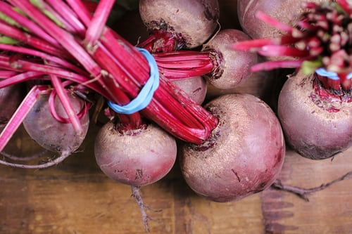 natural ink from beets