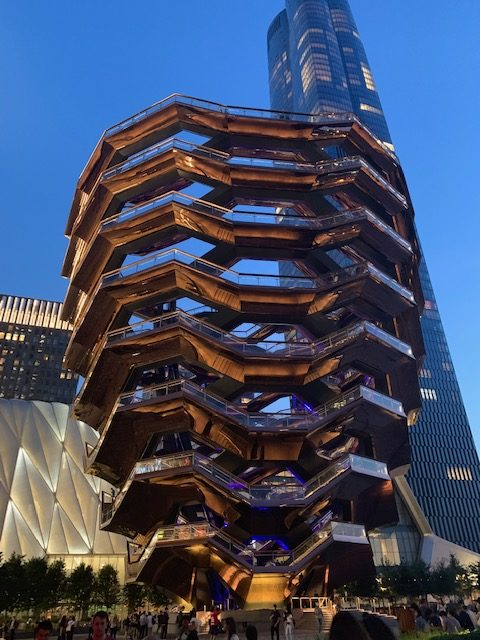 Vessel Hudson Yards