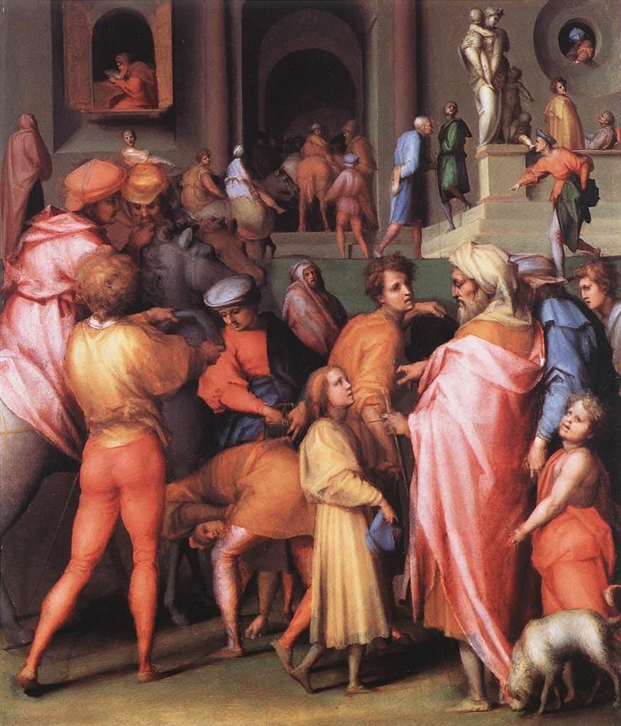 Pontormo gallery