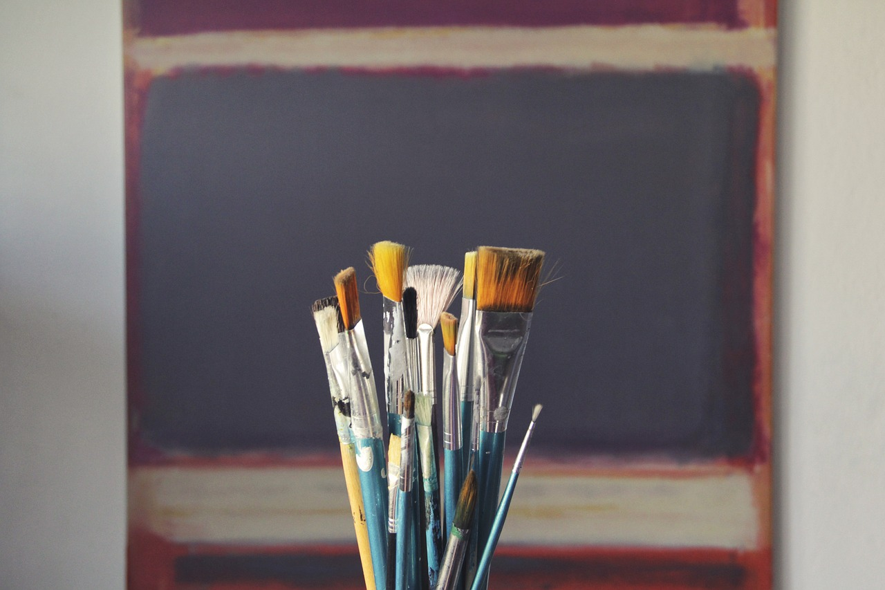 brushes-1683134_1280