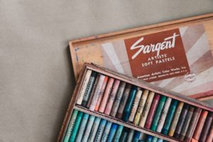 Soft pastels for beginners. Learn about soft pastel materials and supplies