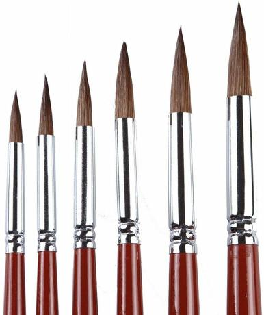 Complete paint brush guide for painters! All about oil painting brushes. learn about the different types of brushes available and which might be best for you! Paint brushes for beginners and professionals. Paint brush sets. learn which brushes to buy. #oilpainting #paintingbrushes #oilpaintingbrushes #paintbrushes #paintingforbeginners #paintbrushguide