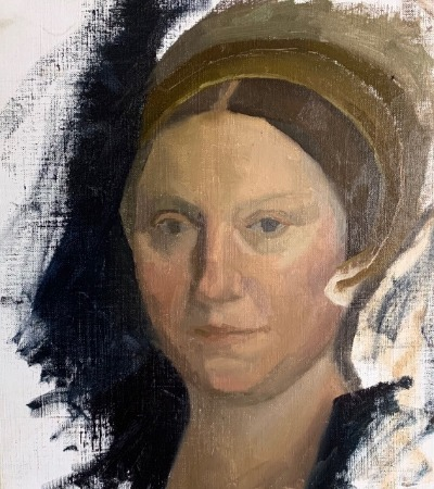 hans holbein portrait tutorial