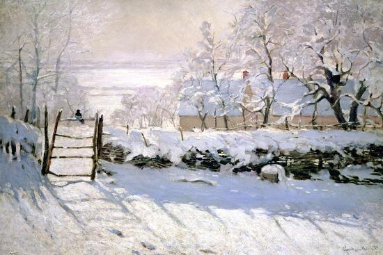 winter landscape paintings
