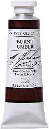 burnt umber,
