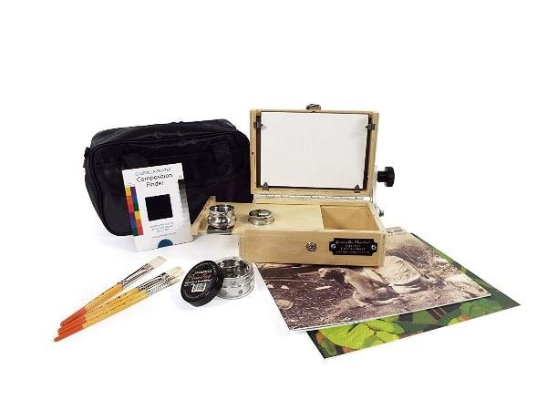 guerilla paint box set