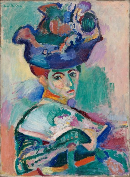 Henri Matisse, fauvist painting