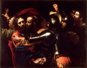 caravaggio, all about chiaroscuro