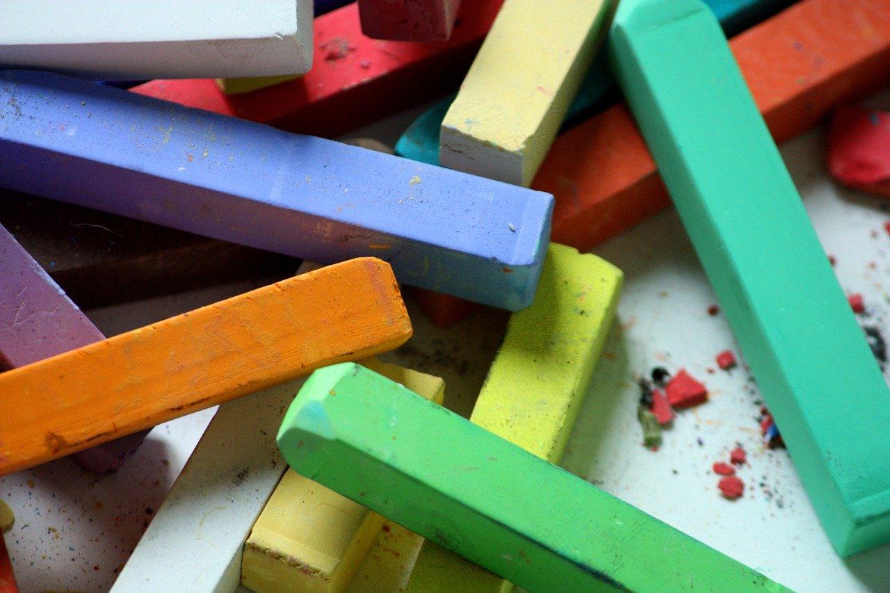 chalk-pastels