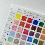 How to Make a Color Mixing Chart