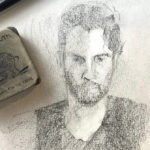 How to Draw a Portrait Sketch Tutorial