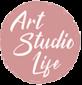 Art Studio Life logo