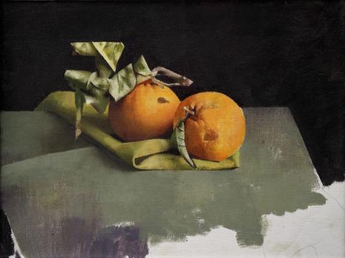 Oranges by Diarmuid Kelley