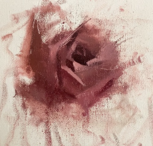 paint a rose easy