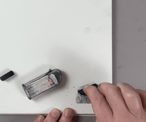 How to use charcoal