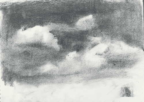 How to create multiple clouds when drawing clouds