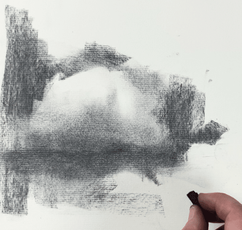 How to create shadows on clouds