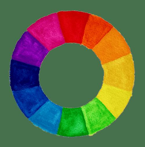 artist color wheel