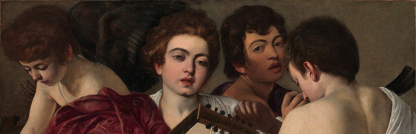 Caravaggio-Painting