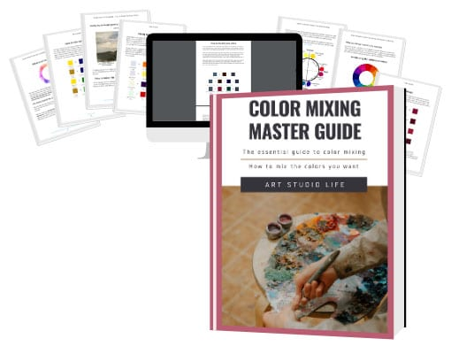 color mixing mater guide ebook preview contents