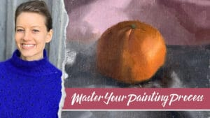 master your painting process course teacher and subject preview