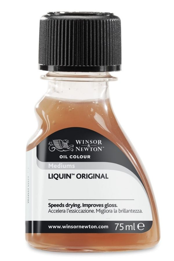 product image of a bottle of liquin