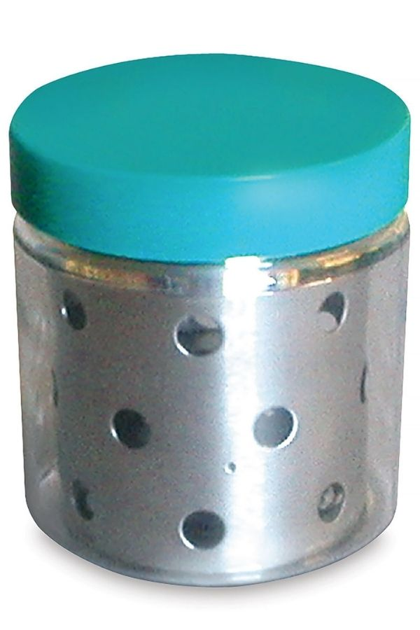 the 4 oz Mighty Mite Brush Washer travel art supplies container