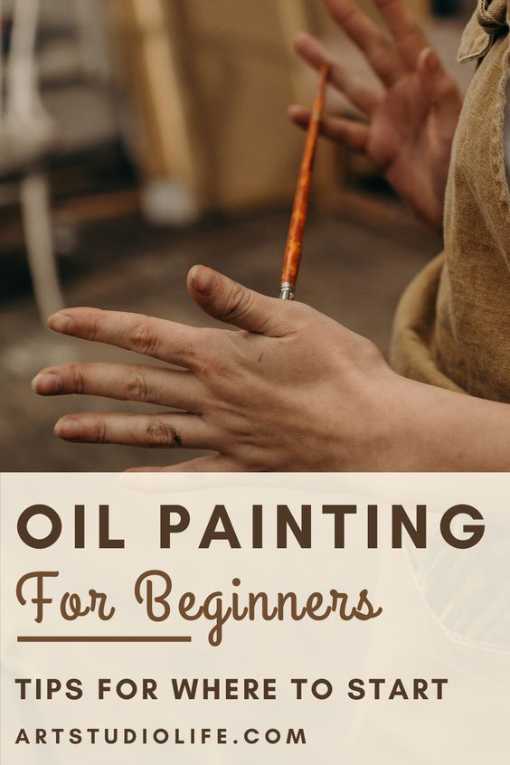 5 oil painting tips for beginners from www.artstudiolife.com